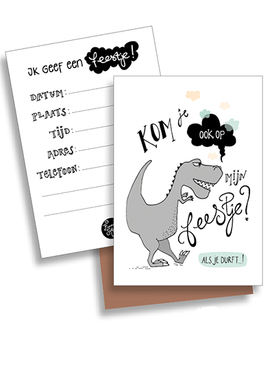 Party Invitations Funny Side Up 160202